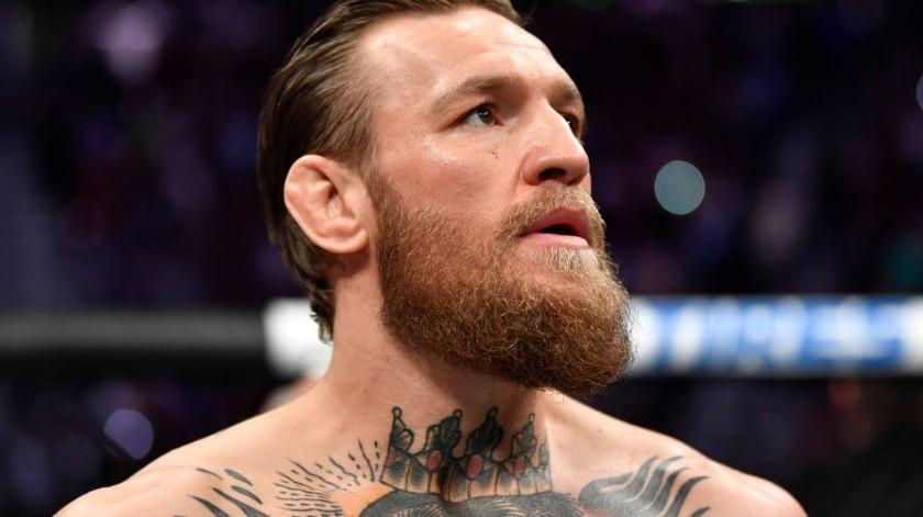 Tía de Conor McGregor falleció por coronavirus.(Twitter)