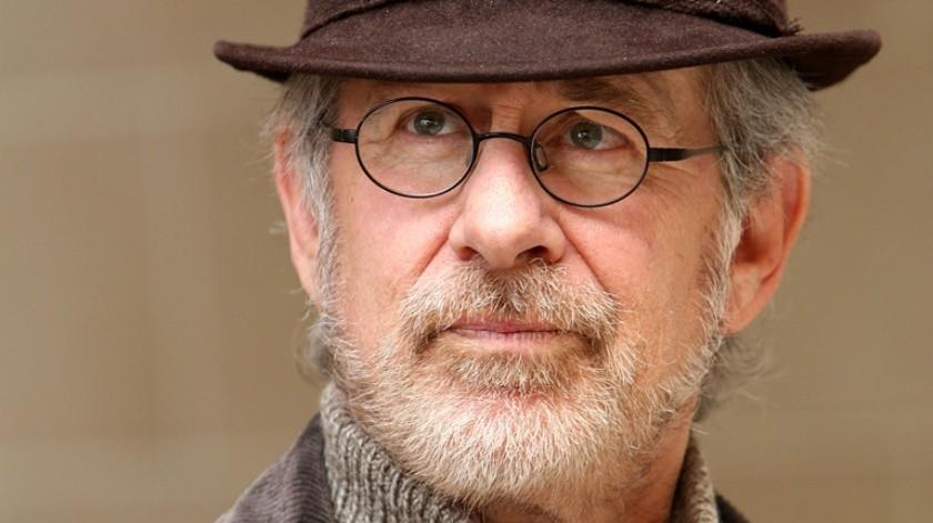 Steven Spielberg es el productor de la serie de Amazon titualda 'Mexica'.