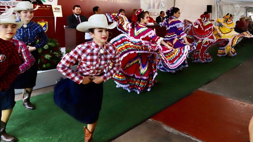 Aniversario 117 de Mexicali(Javier Gallegos)