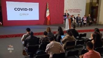 Confirma Salud 41 casos de coronavirus en México