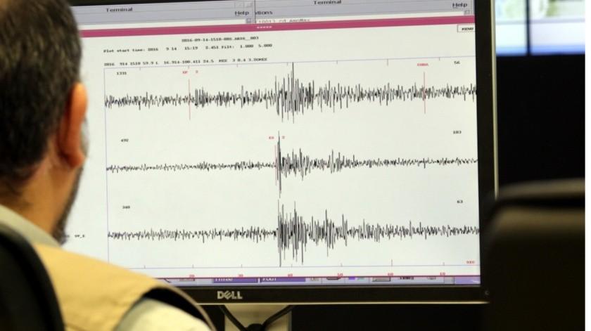 Sismo magnitud 5,7 sacude Chiapas(GH)