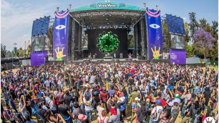 Varios artistas se manifestaron en redes sociales criticando al festival y a los asistentes.(Twitter)