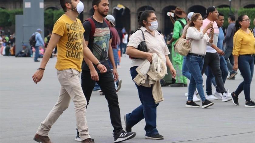 Confirma Salud de Oaxaca 2 casos de coronavirus(EFE)