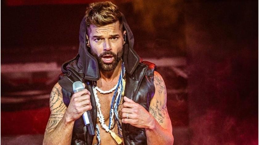 """Ricky Martinasegura que """"la única manera de detener el monstruo es con distanciamiento social"""".(Instagram: ricky_martin)"""