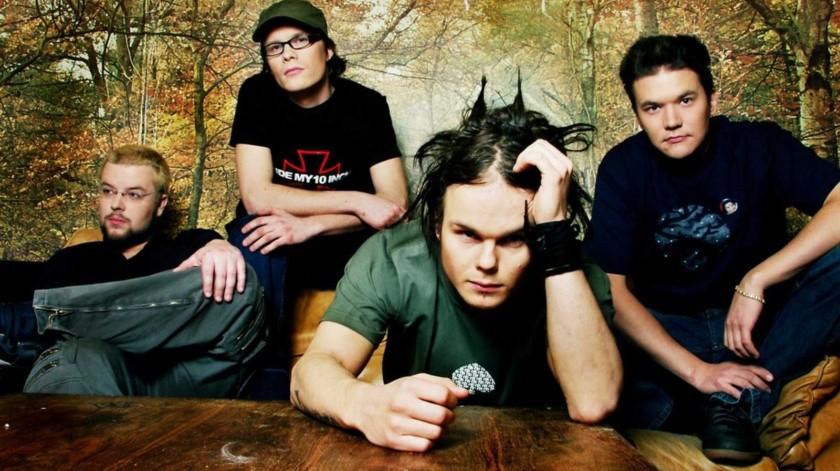 The Rasmus.(Tomada de la red)