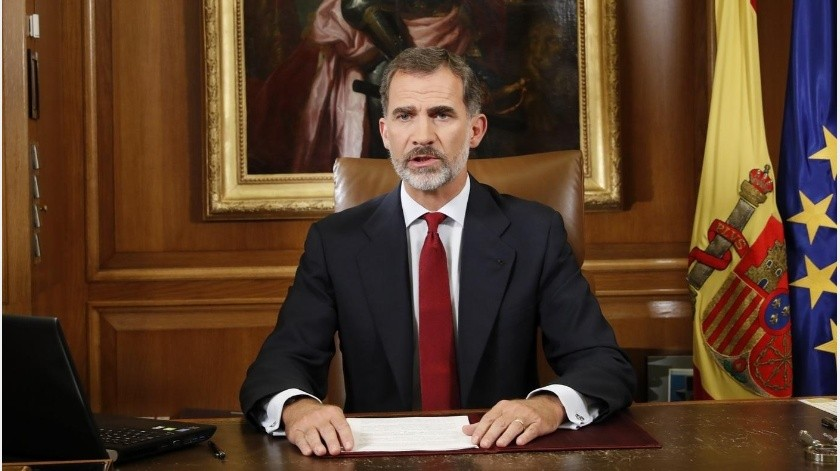 Felipe VI, rey de España, renuncia a la herencia de su padre(AP)