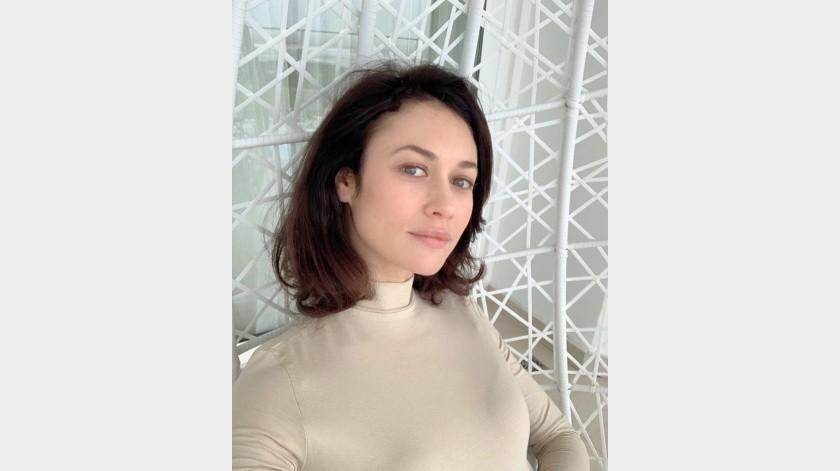 La actriz ucraniana anunció que está infectada con COVID-19.(Instagram: olgakurylenkoofficial)