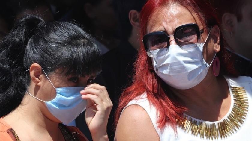 Se eleva a 6 la cifra de casos de coronavirus en Querétaro(EFE)