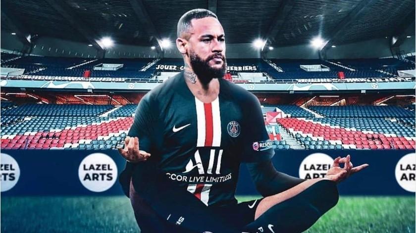 Neymar y Barcelona podrían reencontrarse, PSG dispuesto a venderlo(Instagram @neymarjr)