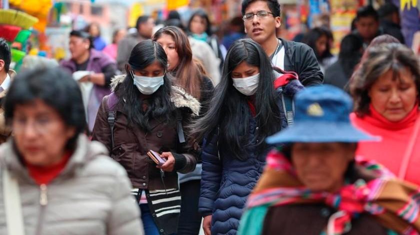 Hasta el momento, Guatemala ha realizado 73 pruebas para determinar los contagios y solo dos han dado positivo: el primer caso confirmado el pasado viernes y el fallecido de 85 años este domingo.(EFE)
