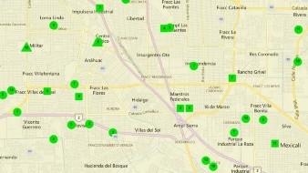Se mantiene domingo con buena calidad del aire en Mexicali