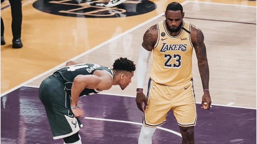 NBA se podría reanudar para junio(Instagram @kingjames)
