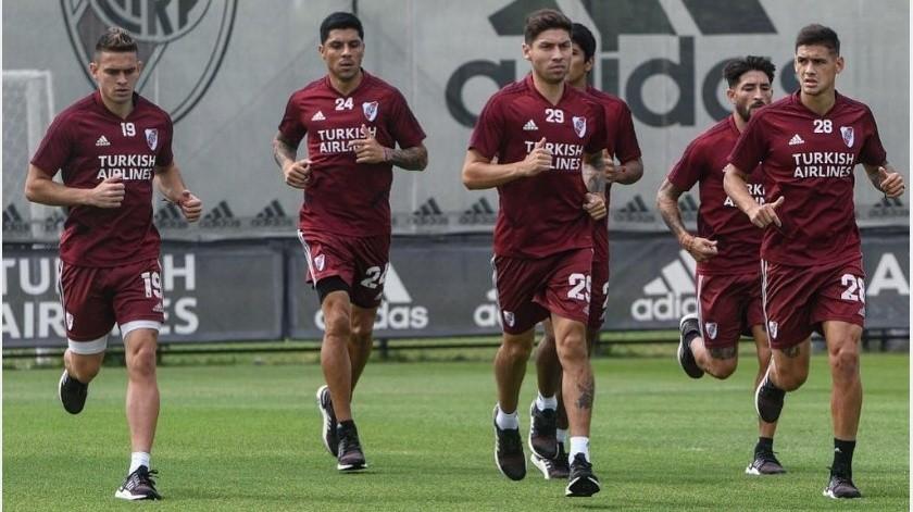 River Plate no se presenta a su duelo inaugural de la Copa Superliga y Boca Juniors inicia con pie derecho(Instagram @riverplate)