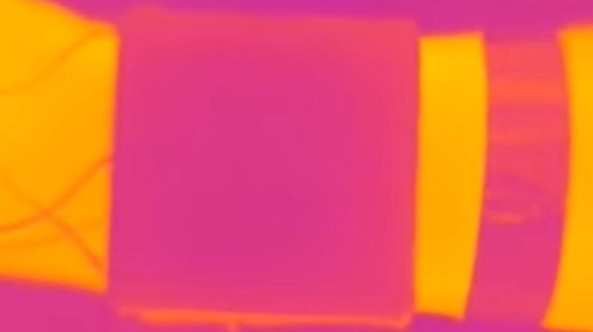 VIDEO: Desarrollan tecnología vestible que evita los sensores térmicos