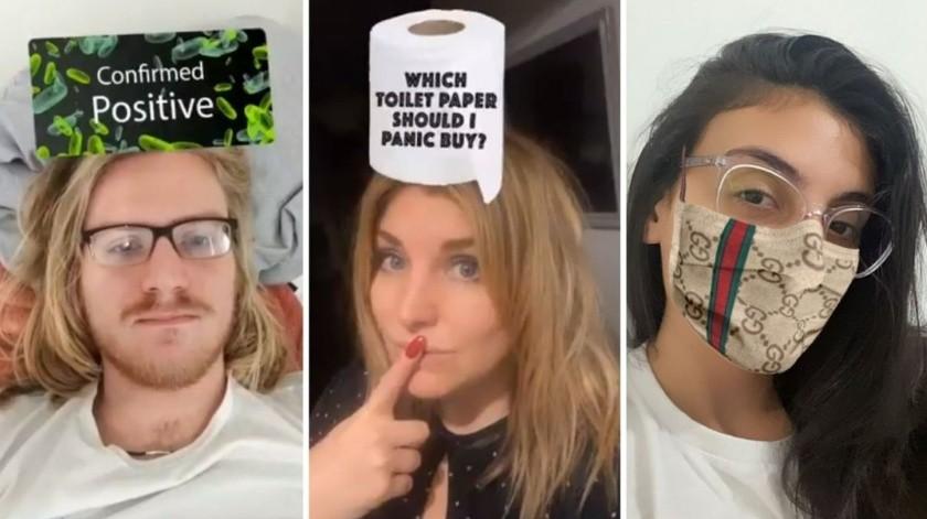 Filtros del coronavirus en Instagram serán borrados para evitar burlas y noticias falsas