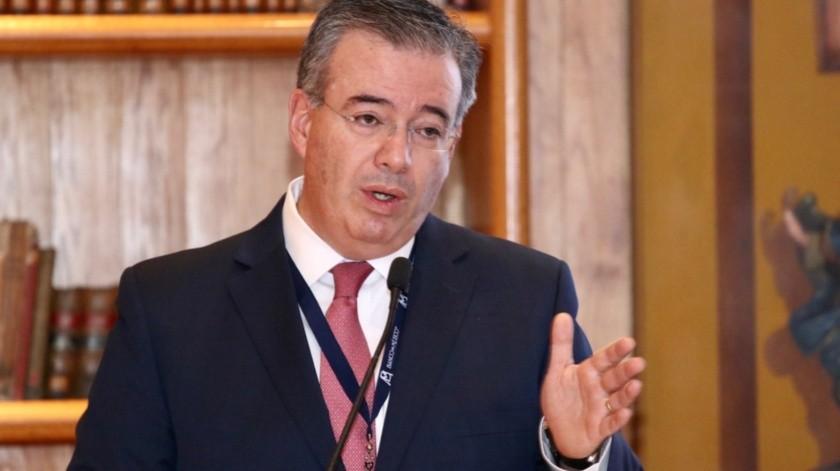 Alejandro Díaz de León(Agencia Reforma)