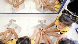 Confían madres de familia habrá medidas sanitarias en escuelas
