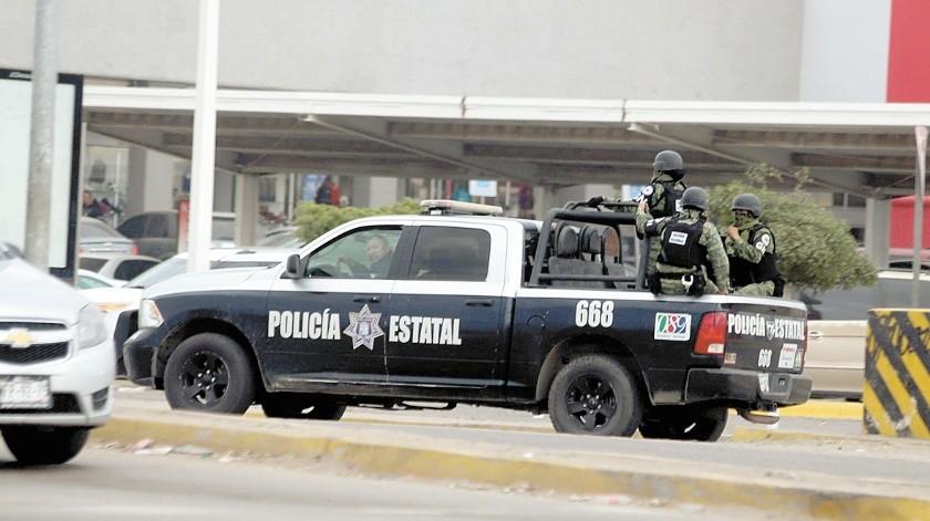 Operativo de prevención al Norte de la ciudad de Hermosillo.(Teodoro Borbón)