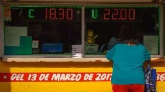 La caída estrepitosa de los mercados proyectó el dólar por arriba de los 22 pesos