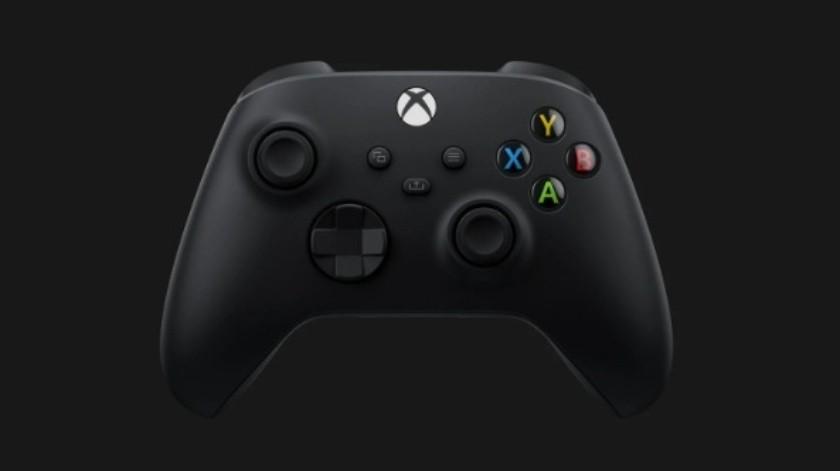 Mando de la nueva Xbox Series X es sutilmente diferente(Microsoft)