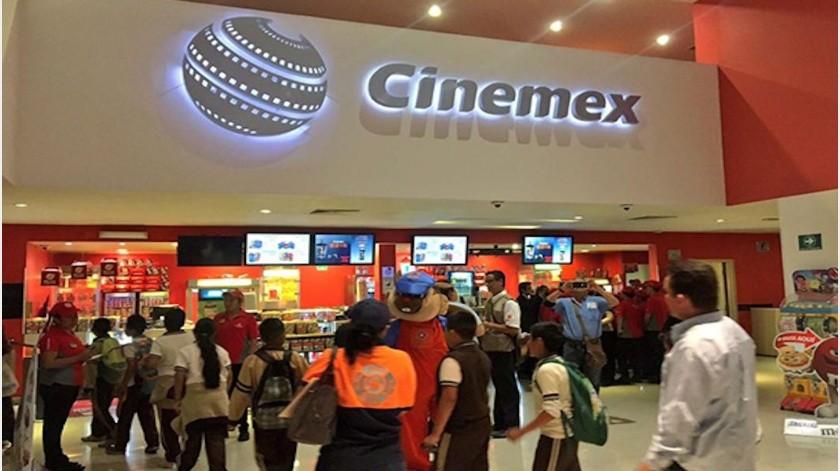 OCESA suspende todos sus eventos y Cinemex toma medidas preventivas por COVID-19