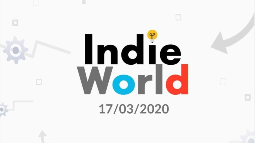 """Nintendo anuncia una nueva presentación """"Indie World"""" para mañana 17 de marzo"""