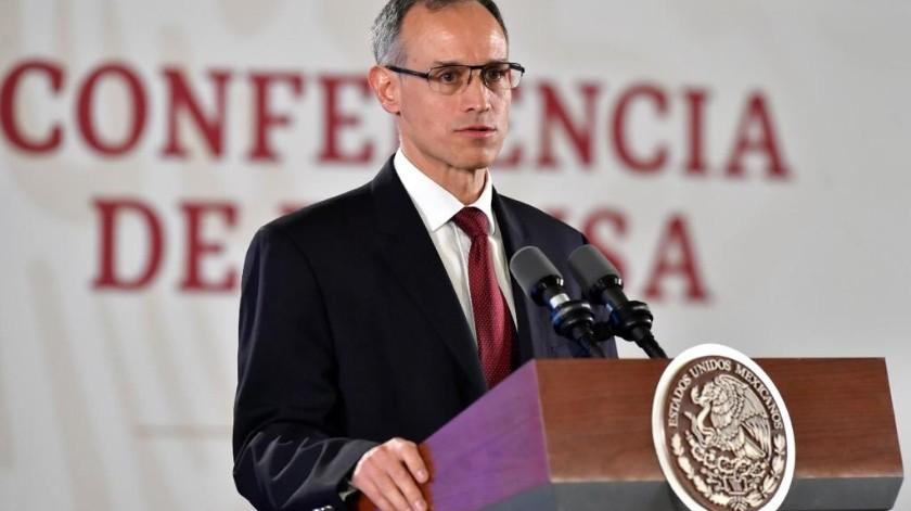 Dr. Hugo López-Gatell, Subsecretario de Prevención y Promoción de la Salud(Captura de pantalla de conferencia de prensa federal)