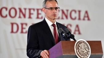 Dr. Hugo López-Gatell, Subsecretario de Prevención y Promoción de la Salud