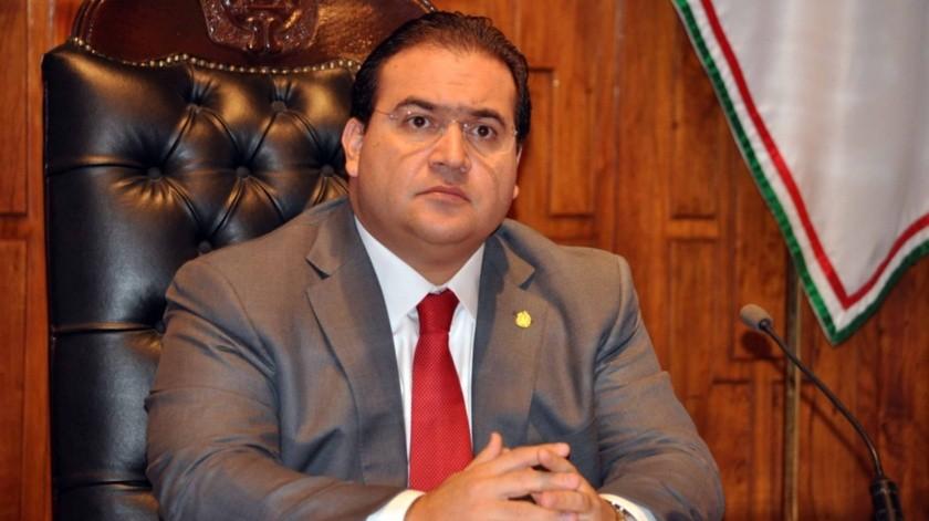 Javier Duarte(Agencia Reforma)