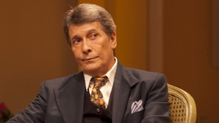 Juan Ferrara.(Tomada de la red)