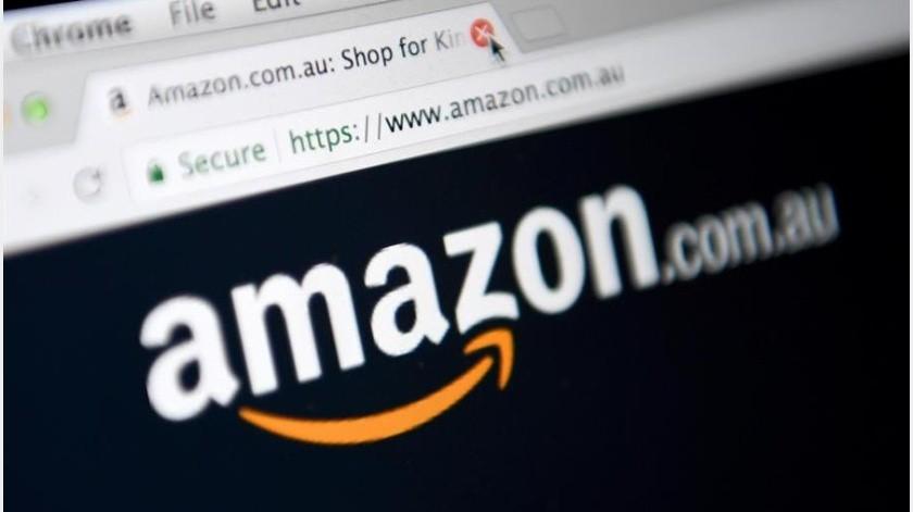 Amazon también ha sufrido problemas de suministro de algunos bienes de mayor demanda.(EFE)