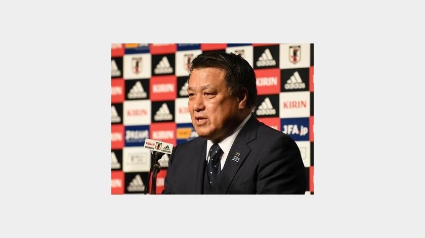 Vicepresidente del Comité Olímpico de Japón diagnosticado con coronavirus.(Twitter)