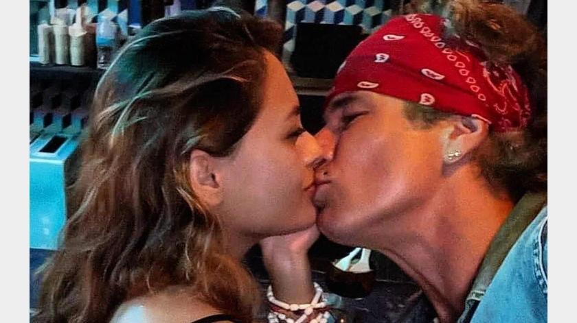 Fernando Carrillo se declara totalmente enamorado.(Tomada de la red)
