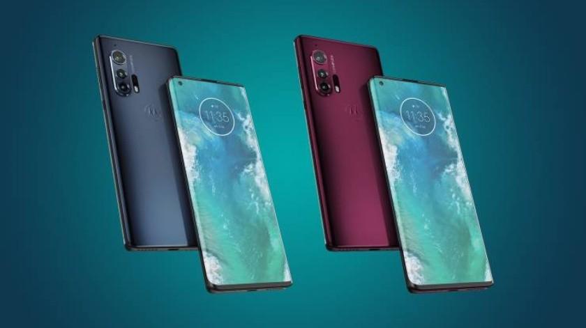 Más imágenes del Motorola Edge+ salen a la luz(Hipertextual)