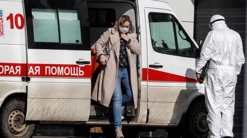 Moscú endurece medidas ante COVID-19(EFE)