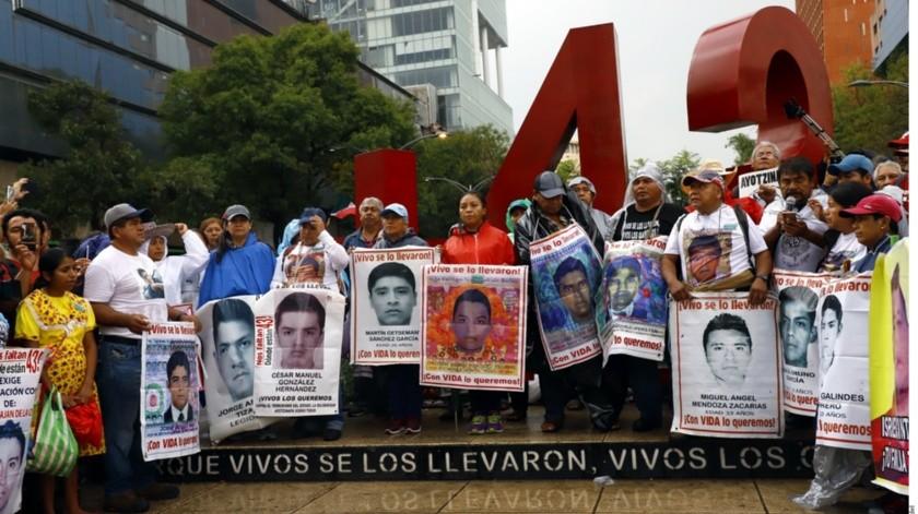 Caso Ayotzinapa: Por tortura, detienen a Ezequiel Peña de la AIC(Especial)