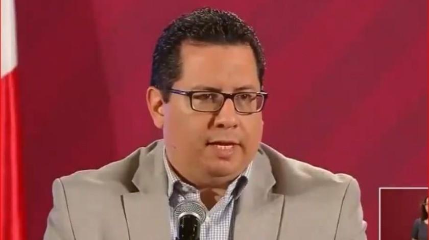 Conferencia de prensa sobre coronavirus en México