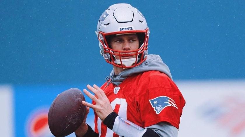 ¡Tom Brady ya es bucanero! Firmó por 30 millones de dolares por temporada(Instagram @tombrady)