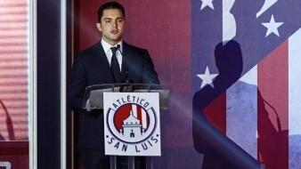 Presidente de Atlético San Luis, primer caso confirmado por coronavirus de Liga MX