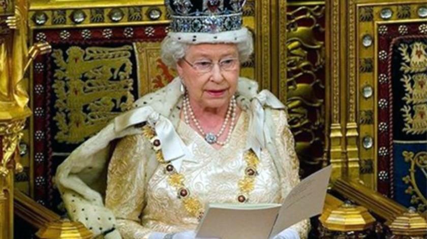 Por eso fue trasladada al castillo de Windsor.(GH)