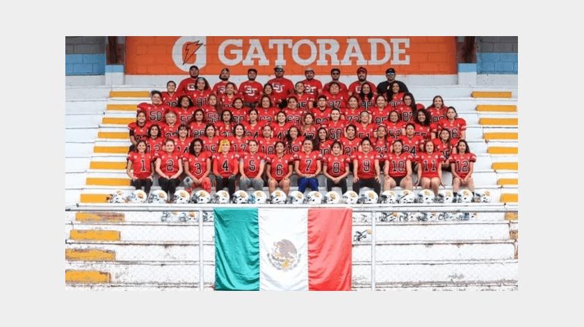 Equipo mexicano femenil atrapado en Honduras por coronavirus(Especial)
