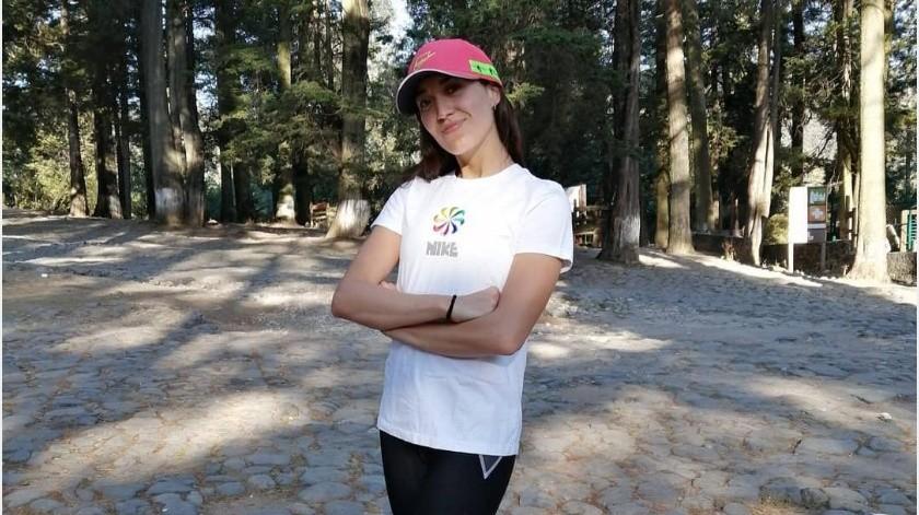Mariana Arceo, primera competidora olímpica mexicana con coronavirus(Instagram @marianaarceogutierrez)