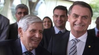 Ministro de Seguridad de Bolsonaro da positivo en coronavirus