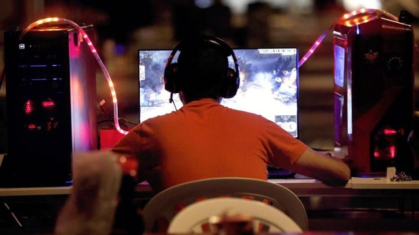 """El juego más jugado este fin de semana ha sido """"Counter-Strike: Global Offensive"""".(EFE)"""