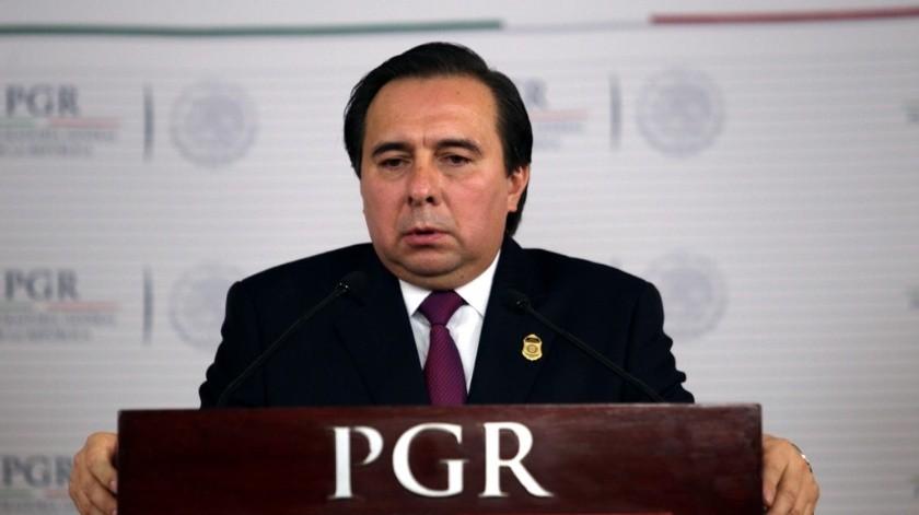 Tomás Zerón de Lucio, ex director de la Agencia de Investigación Criminal (AIC) de la extinta PGR.