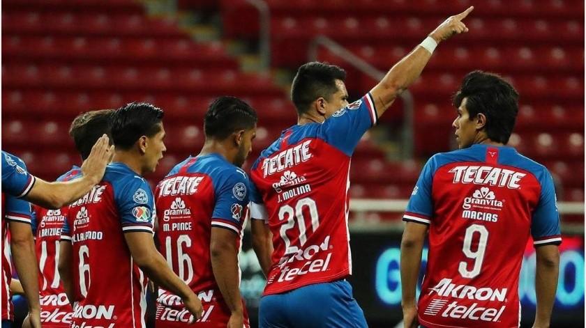 Chivas suspende entrenamientos esta tarde(Instagram @chivas)