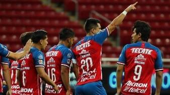 Chivas suspende entrenamientos esta tarde