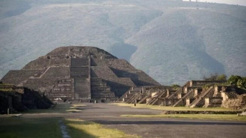 Cierra Teotihuacan durante el equinoccio por coronavirus