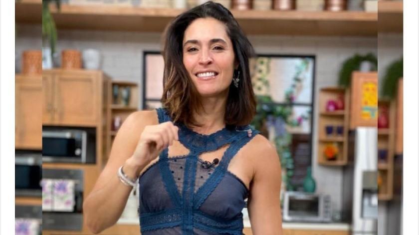Luz María Zetina no asistió al programa al estar en cuarentena voluntaria.(Instagram: luzmazetina)