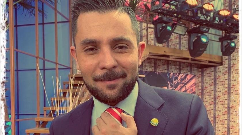 """Ricardo Casares es uno de los conductores """"más odiados"""" en redes sociales.(Instagram: ricardocasares)"""